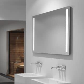 Badspiegel mit Beleuchtung links und rechts TALOS LIGHT