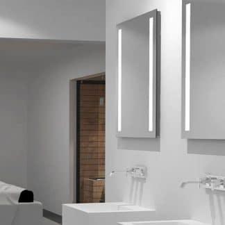 Badspiegel 50cm Breite - Talos Light