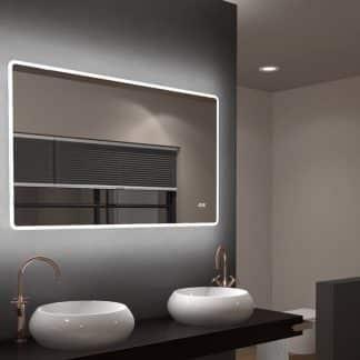 LED Badspiegel - Design.Funktion.Qualität bei Lichtspiegel-Shop