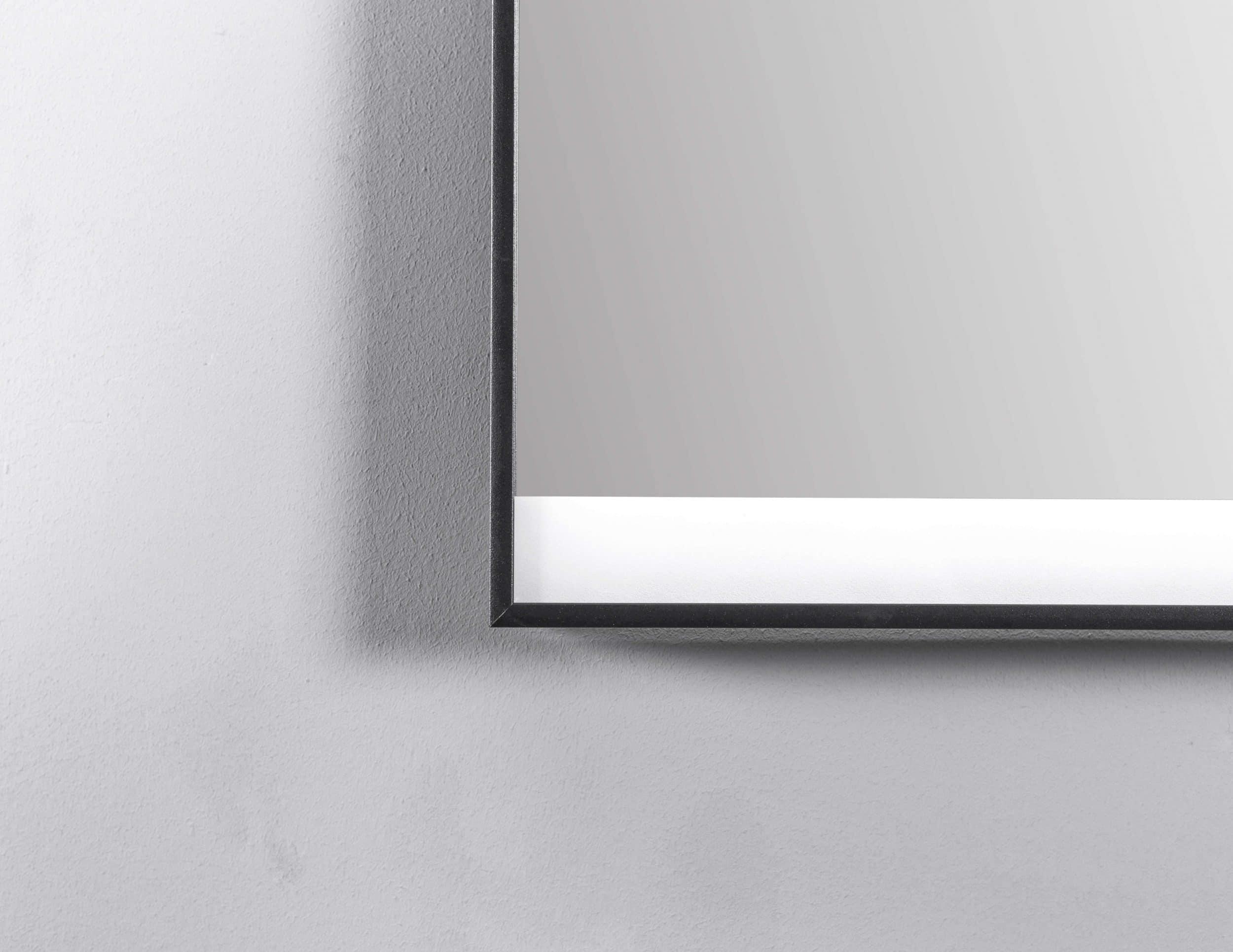 Beleuchteter Badspiegel Talos Black Sunshine Gunstig Kaufen