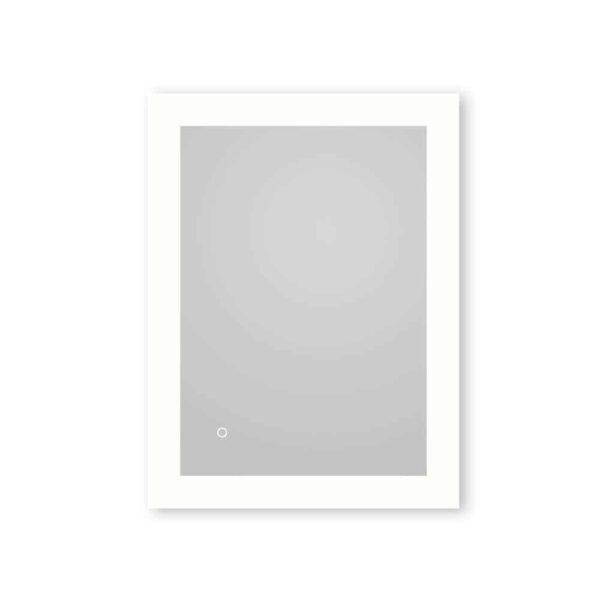 LED Badezimmerspiegel TALOS BRIGHT Freisteller vertikal