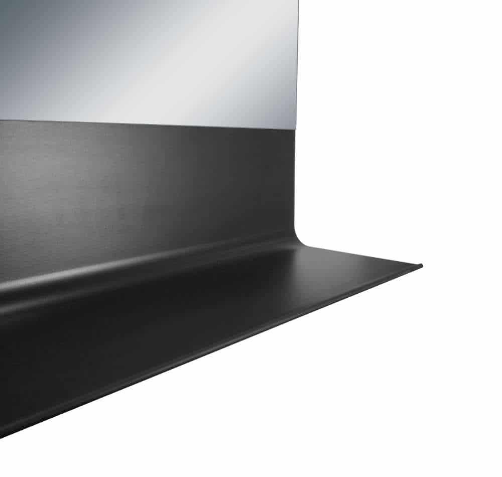 Led Badspiegel Mit Ablage Talos Black Home Gunstig Kaufen