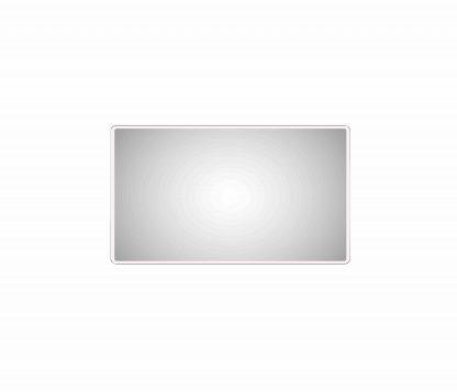 TALOS CASTLE LED Badspiegel mit Rundumbeleuchtung Freisteller
